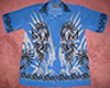 sholin-6 Blue Black Dragon